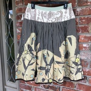 Cabi A line skirt size 4
